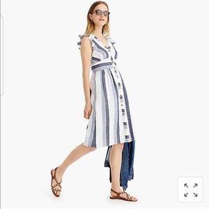 NWT JCrew midi dress